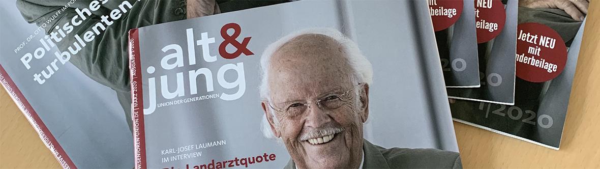 "Magazin ""Alt & Jung"""
