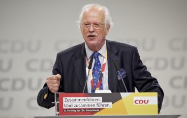 31. Bundesparteitag Der CDU