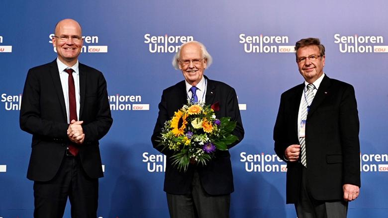 Wiederwahl Prof. Wulff