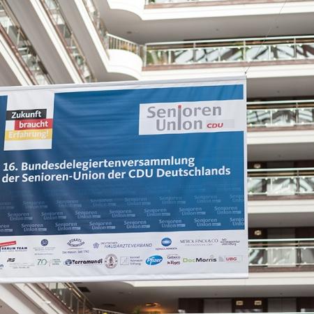 16. Bundesdelegiertenversammlung im Maritim Hotel Magdeburg