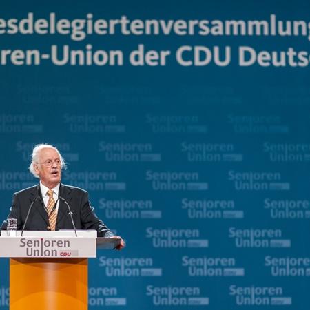 Rede des Bundesvorsitzenden Prof. Dr. Otto Wulff