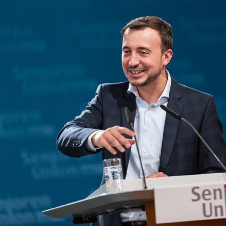 Grußwort des Bundesvorsitzenden der Jungen Union Paul Ziemiak
