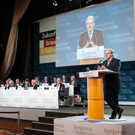 Grußwort des Ministerpräsidenten von Sachsen-Anhalt - Dr. Reiner Haseloff