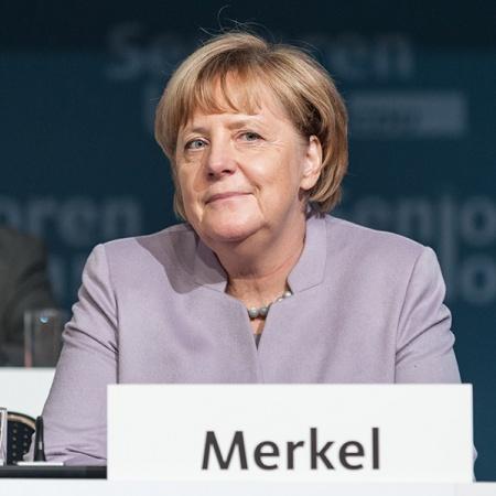 Bundeskanzlerin und Bundesvorsitzende der CDU Dr. Angela Merkel