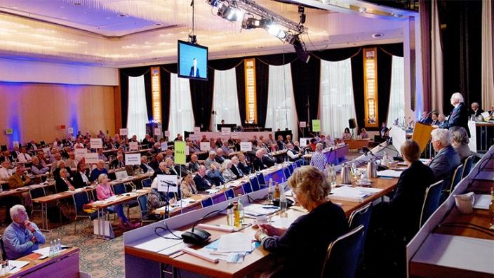 18. Bundesdelegiertenversammlung