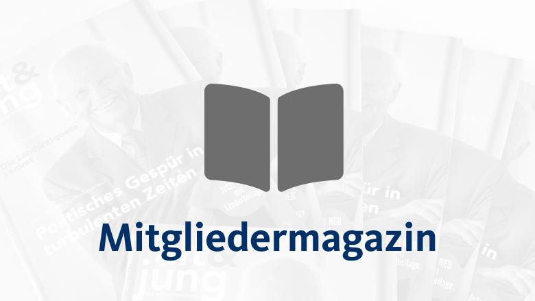 Mitgliedermagazin
