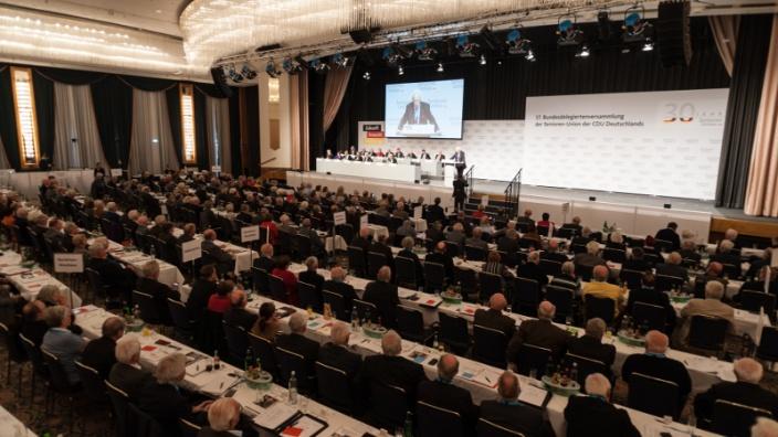 17. Bundesdelegiertenversammlung