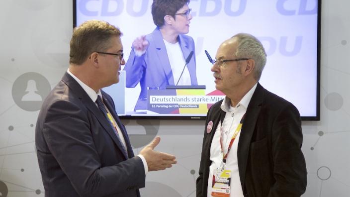Senioren-Union und Hausärzteverband - vernetzt_versorgt.