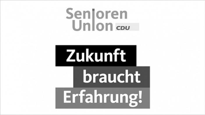 Logo mit Claim (s/w)