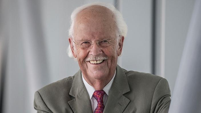 Prof. Dr. Otto Wulff