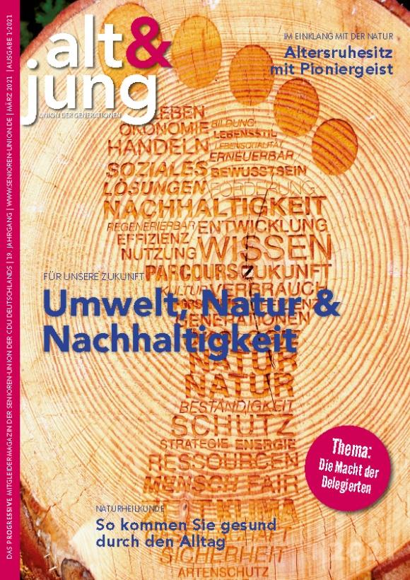 alt & jung Ausgabe 1/2021