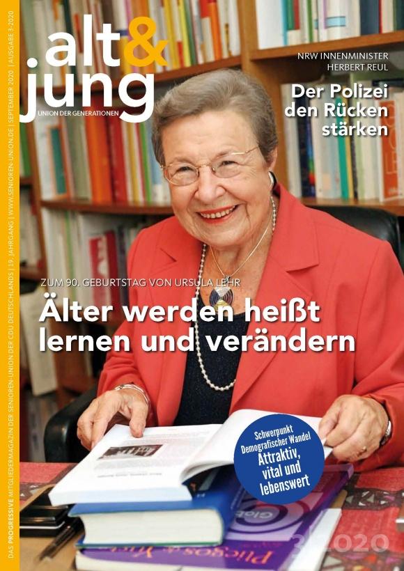 """Ausgabe 3/2020 """"alt & jung"""""""