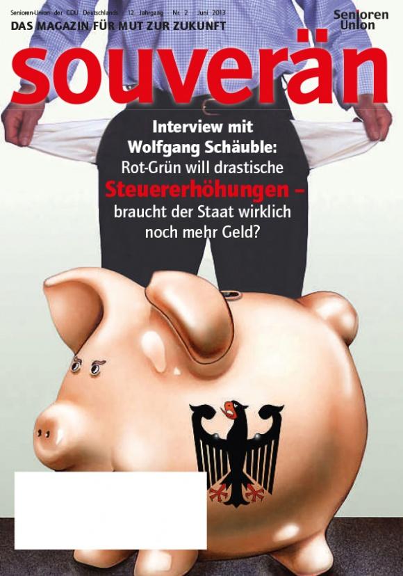 """""""SOUVERÄN"""" - Ausgabe 02/2013"""