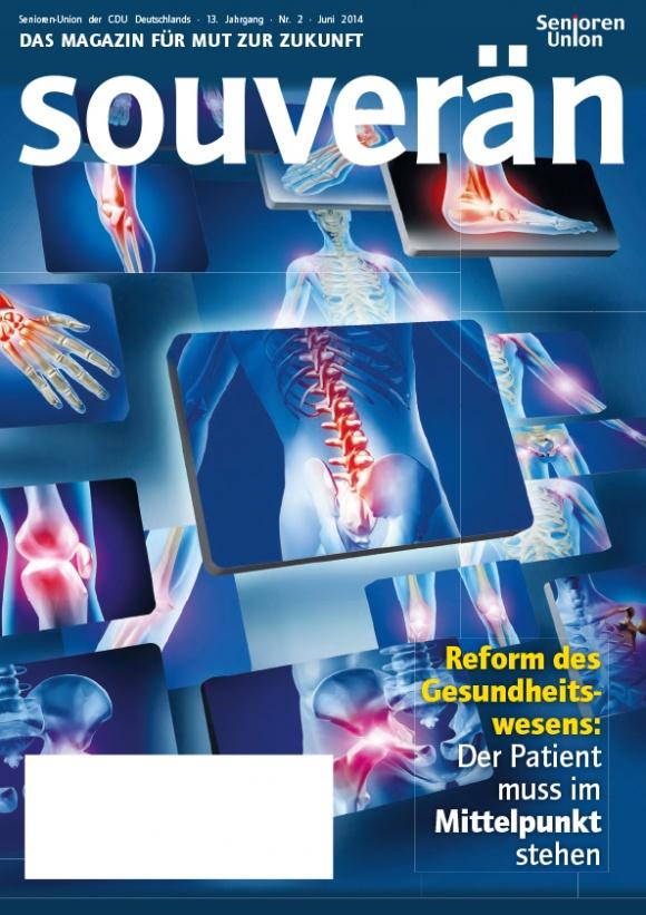 """""""SOUVERÄN"""" - Ausgabe 02/2014"""