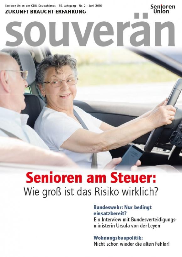 """""""SOUVERÄN"""" - Ausgabe 02/2016"""