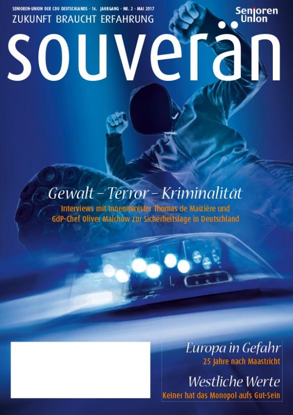 """""""SOUVERÄN"""" - Ausgabe 02/2017"""