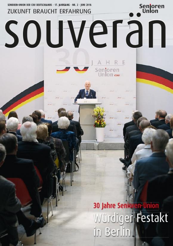 """""""SOUVERÄN"""" - Ausgabe 02/2018"""