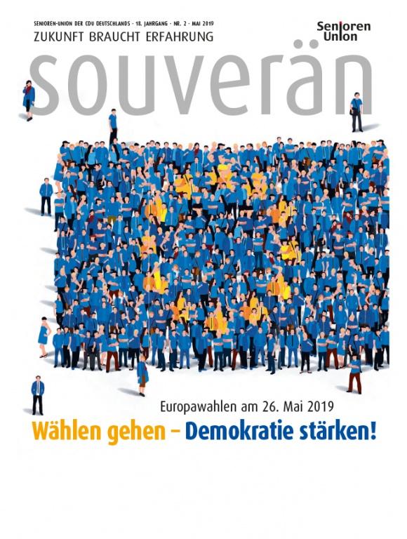 """""""Souverän"""" - Ausgabe 02/2019"""