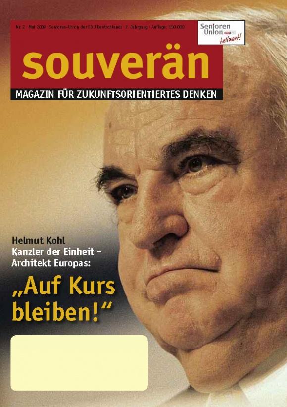 """""""SOUVERÄN"""" - Ausgabe 02/2009"""
