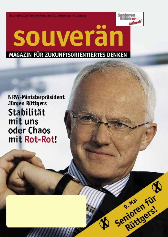 """""""SOUVERÄN"""" - Ausgabe 02/2010"""