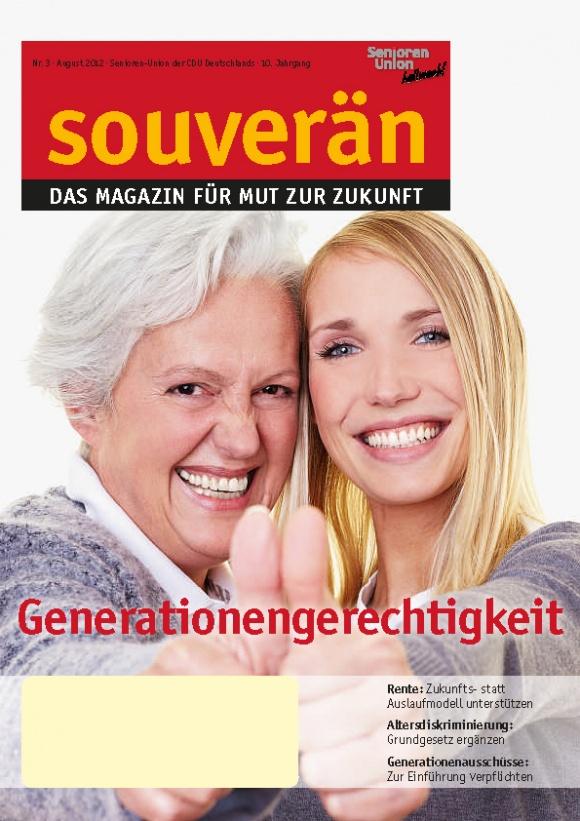 """""""SOUVERÄN"""" - Ausgabe 03/2012"""