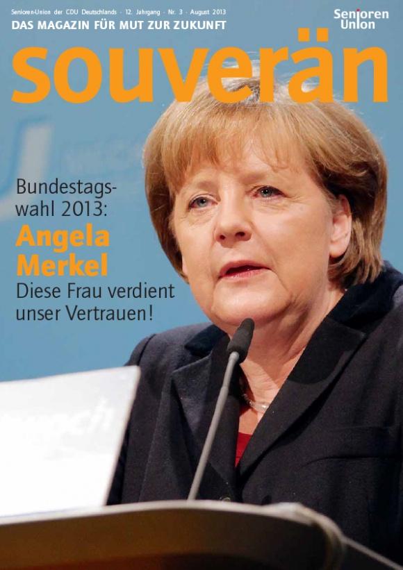"""""""SOUVERÄN"""" - Ausgabe 03/2013"""