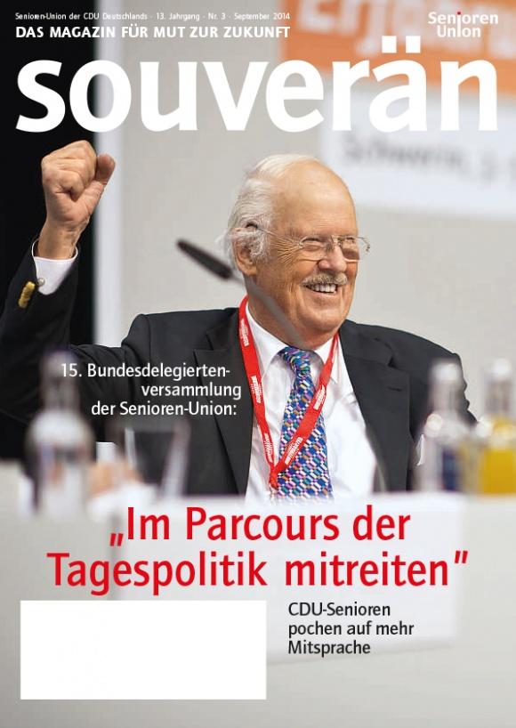 """""""SOUVERÄN"""" - Ausgabe 03/2014"""