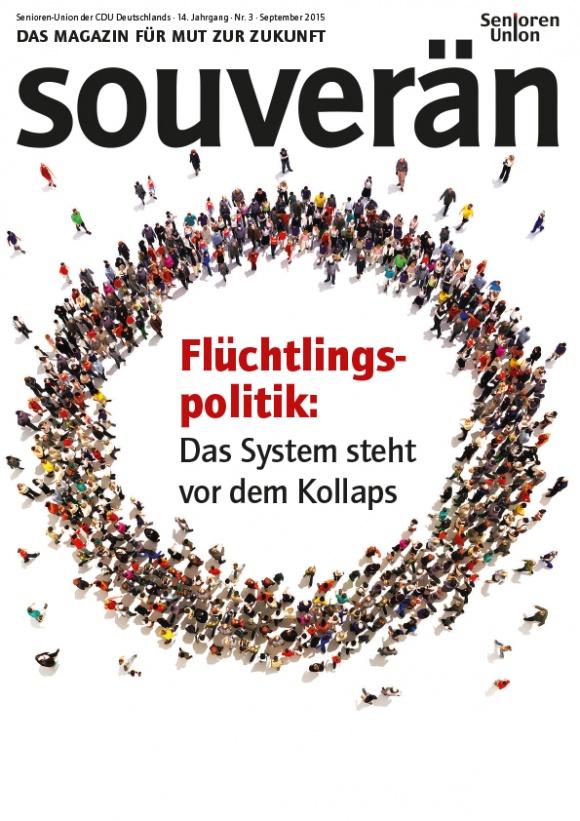 """""""SOUVERÄN"""" - Ausgabe 03/2015"""