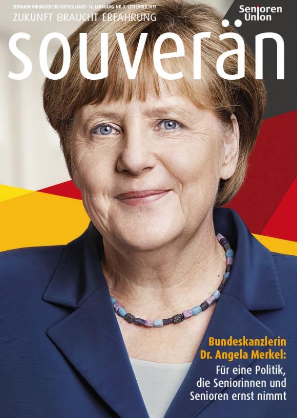 """""""SOUVERÄN"""" - Ausgabe 03/2017"""