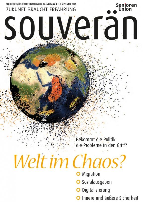 """""""Souverän"""" - Ausgabe 03/2018"""