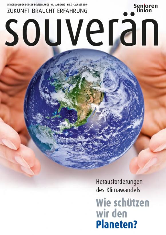 """""""Souverän"""" - Ausgabe 03/2019"""