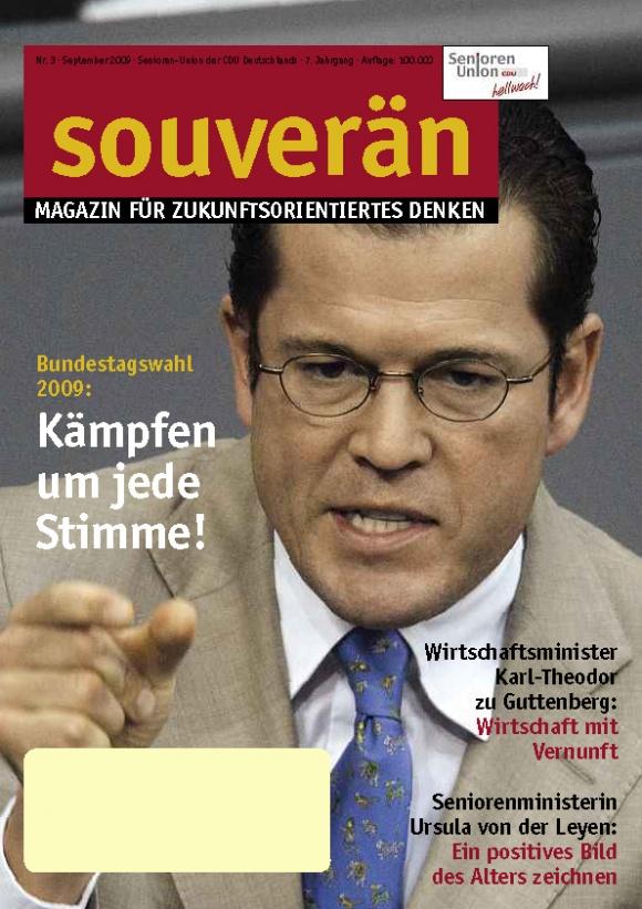 """""""SOUVERÄN"""" - Ausgabe 03/2009"""