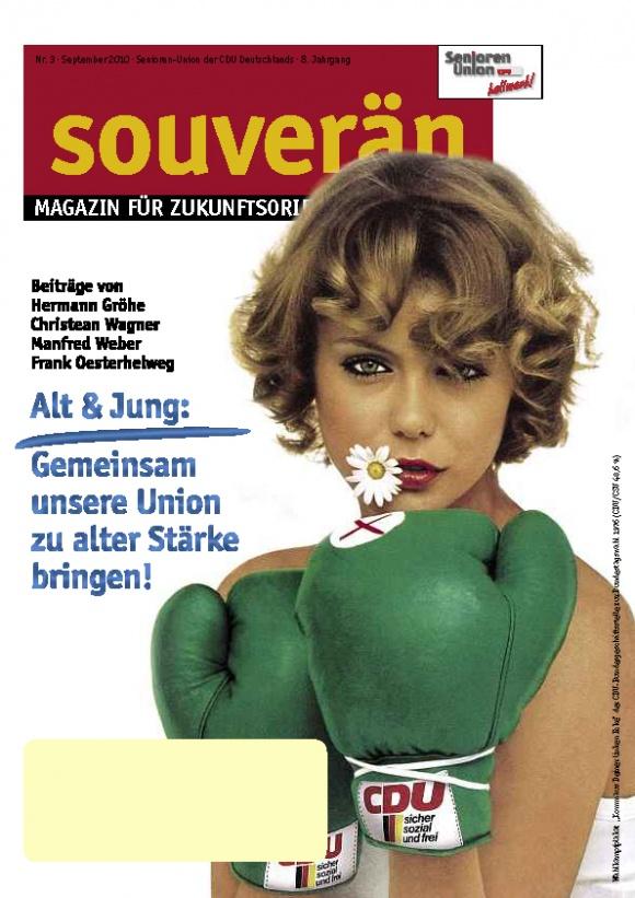 """""""SOUVERÄN"""" - Ausgabe 03/2010"""