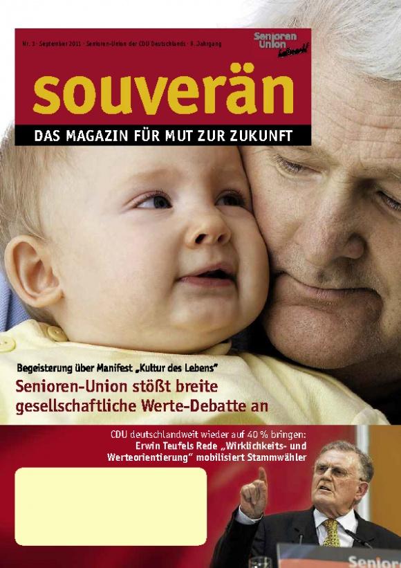 """""""SOUVERÄN"""" - Ausgabe 03/2011"""