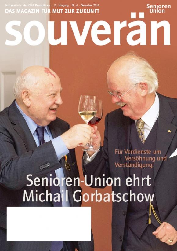 """""""SOUVERÄN"""" - Ausgabe 04/2014"""