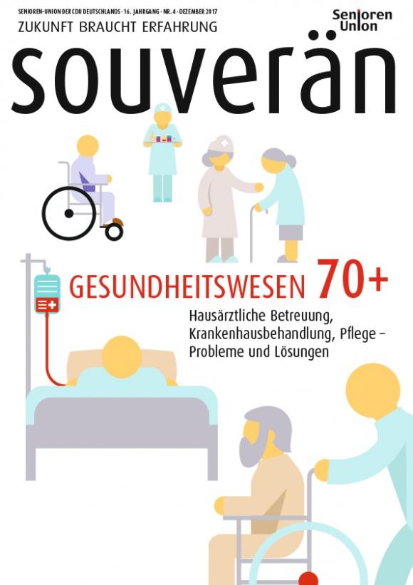 """""""SOUVERÄN"""" - Ausgabe 04/2017"""