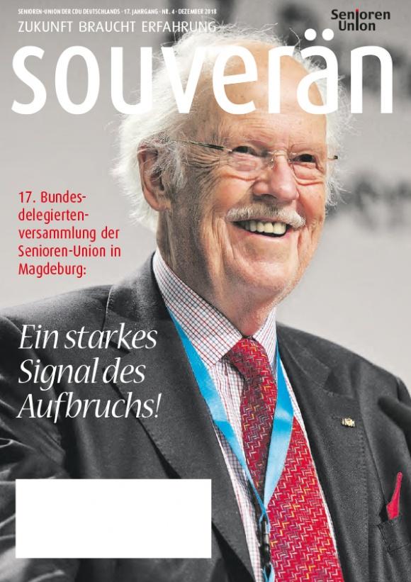 """""""Souverän"""" - Ausgabe 04/2018"""