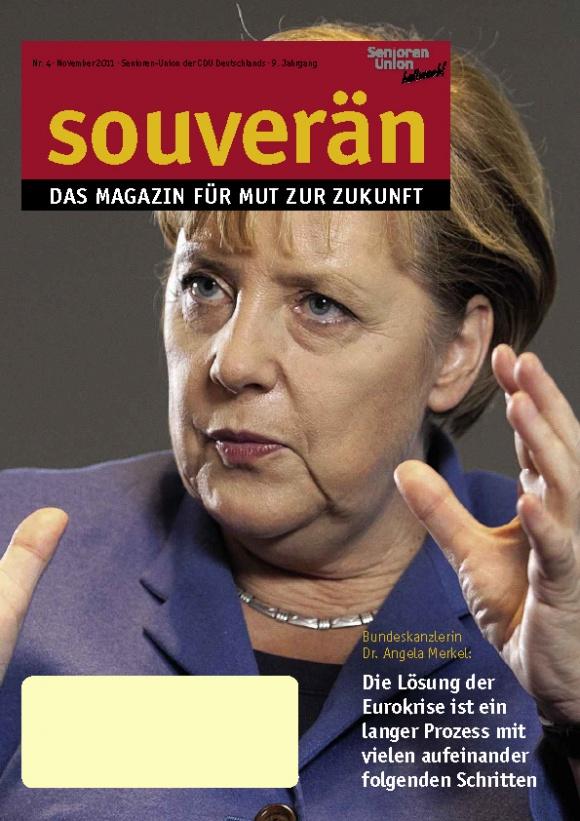 """""""SOUVERÄN"""" - Ausgabe 04/2011"""