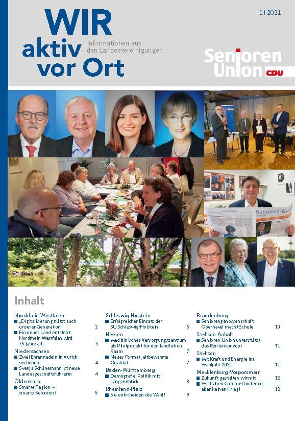 Beilage alt & jung Ausgabe 1/2021