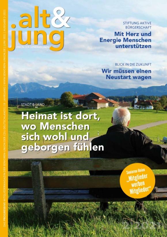 alt & jung Ausgabe 02/2021