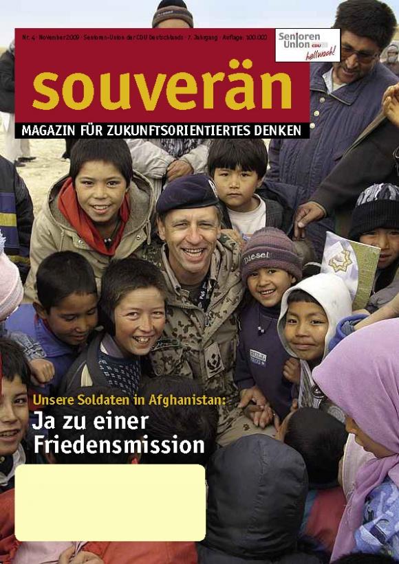 """""""SOUVERÄN"""" - Ausgabe 04/2009"""